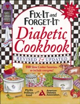 Fix-It and Forget-It Diabetic Cookbook, Revised and Updated