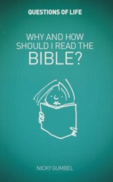 Why and How Should I Read the Bible? Booklet