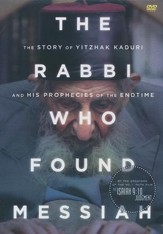 The Rabbi Who Found Messiah: The Story of Yitzhak  Kaduri and His Prophesies of the Endtime, DVD