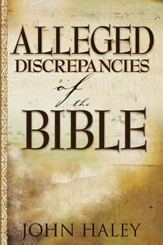 Alleged Discrepancies of the Bible - eBook
