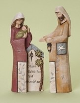 Holy Family Puzzle, Have Faith