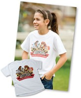 Kingdom Rock VBS Bagged Theme Child T-Shirt (Lg 14-16)
