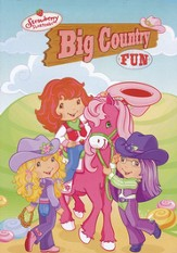 Strawberry Shortcake: Big Country Fun, DVD