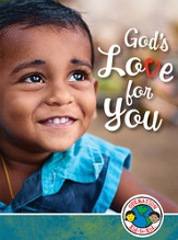 God's Love for You: Operation Kid-to-Kid Hindi/English Pack, 10 sets
