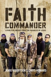 Faith Commander Adult Study Guide: Building a Legacy of Faith - eBook
