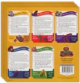 Try This at Home Sticker Sheets, Package of 10 Sheets