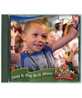 Sing & Play Rock Participant Version Music CD