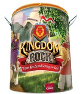 Kingdom Rock: Where Kids Stand Strong for God--VBS Ultimate Starter Kit