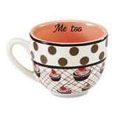 Me Too Mug, Matching Mug for Mommy and Me Set