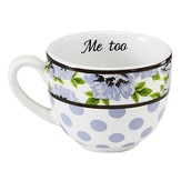Me Too Mug, Matching Mug for Nana and Me Set