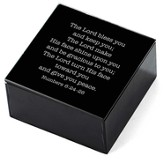 Graduate Glass keepsake Box