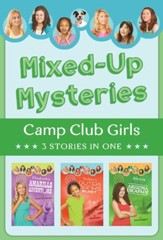 Mixed-Up Mysteries: 3 Stories in 1 - eBook