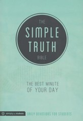 The Simple Truth: The Best Minute of Your Day