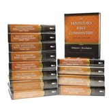 Old Testament & New Testament Set, 13 Volumes: The Expositor's Bible Commentary, Revised