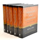 The Expositor's Bible Commentary, Revised: New Testament Set, 5 Volumes
