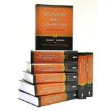 The Expositor's Bible Commentary, Revised: Old Testament Set, 8 Volumes