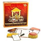 Let's Have Church!!! The Hilarious Church Folk Party Game