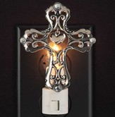 Cross with Heart Nightlight