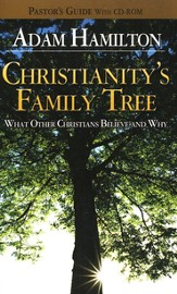 Christianity's Family Tree - Pastor's Guide with CD-ROM