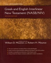 The Zondervan NASB/NIV Greek and English Interlinear   New Testament - Slightly Imperfect