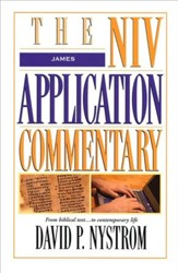 James: NIV Application Commentary [NIVAC]
