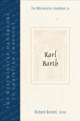 The Westminster Handbook to Karl Barth - eBook