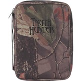 Truth Hunters Camo Bible Cover