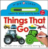 Wipe Clean: Things That Go