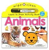 Wipe Clean: Animals