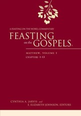 Feasting on the Gospels-Matthew, Volume 1: A Feasting on the Word Commentary - eBook