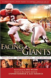 Facing the Giants: novelization by Eric Wilson - eBook