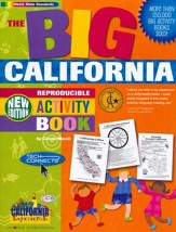 California Big Activity Book, Grades K-5