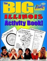Illinois Big Activity Book, Grades K-5