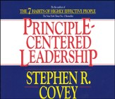 Principle-Centered Leadership - abridged audiobook on CD