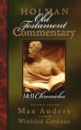 1 & 2 Chronicles - Holman Old Testament Commentary  - Slightly Imperfect