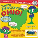 Let's Discover Ohio CD-Rom, Grades 2-8