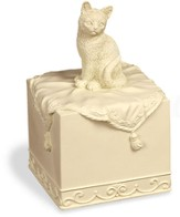 Faithful Friend Pet Urn, Cat