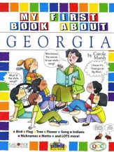 Georgia My First Book, Grades K-5