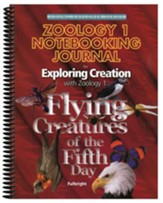Notebooking Journal for Exploring Creation with Zoology 1