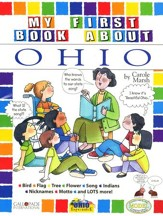 Ohio My First Book, Grades K-8