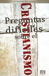 Preguntas difíciles sobre el cristianismo, Pamfleto  (Tough Questions About Christianity Pamphlet)
