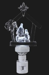 Nativity Stable LED Nightlight