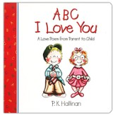 ABC I Love You, Board Book