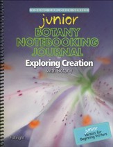 Exploring Creation with Botany Junior Notebooking  Journal
