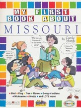 Missouri My First Book, Grades K-5