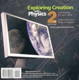 Exploring Creation with Physics Video Instruction DVD-Rom