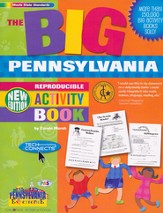 Pennsylvania Big Activity Book, Grades K-5