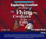 Exploring Creation with Zoology 1 Audio CDs Set (8 CDs)