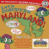 Let's Discover Maryland CD-ROM, Grades 2-8