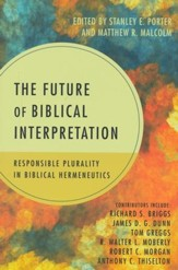 The Future of Biblical Interpretation: Responsible Plurality in Biblical Hermeneutics - eBook